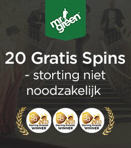 20 Freespins Zonder Storting